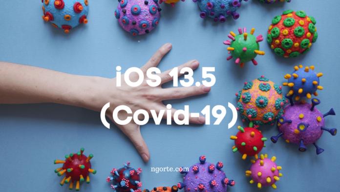 fitur baru iOS 13.5